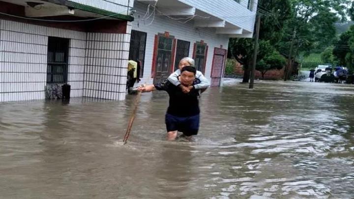 79.2万余人受灾!郴州三地紧急转移1.1万人! 未来湖南天气...