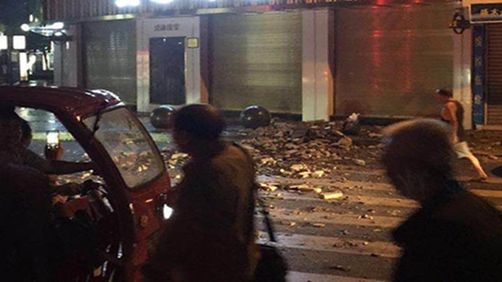最新!四川长宁6.0级地震已造成11人死亡,122人受伤