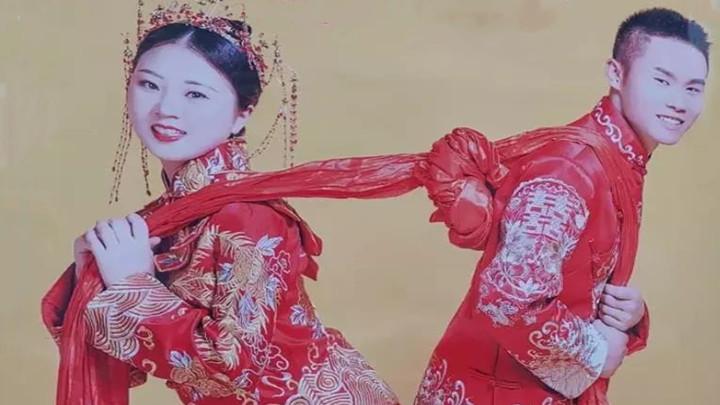 """""""地震根本不敢睡,但这不影响我们结婚啊!""""为乐观的四川人民点赞!"""