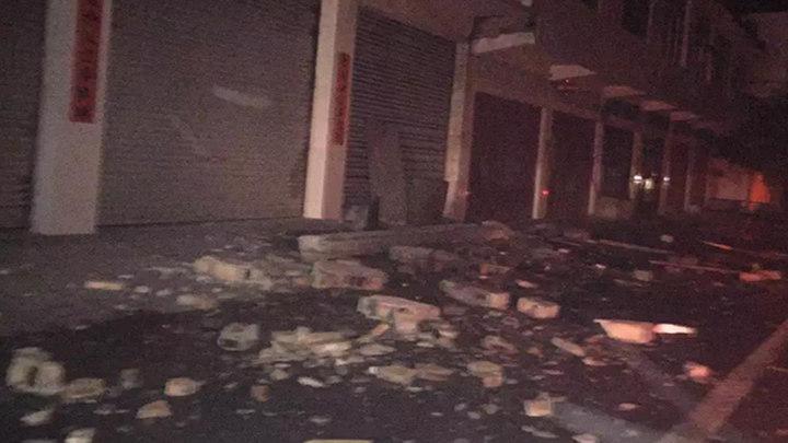 宜宾长宁再次发生5.3级地震 震源深度17千米