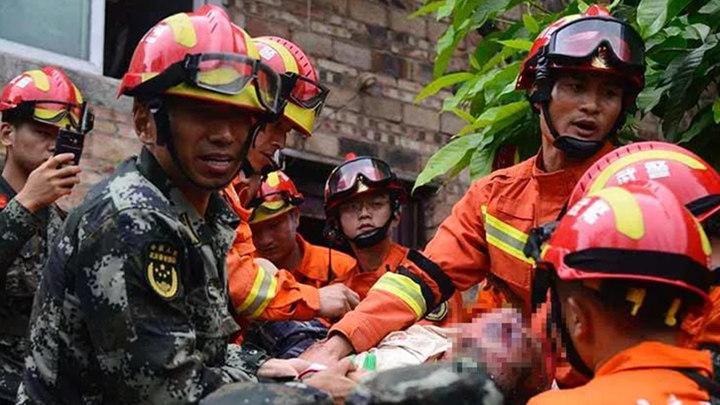 四川省应急管理厅:长宁县、珙县12名遇难者名单公布