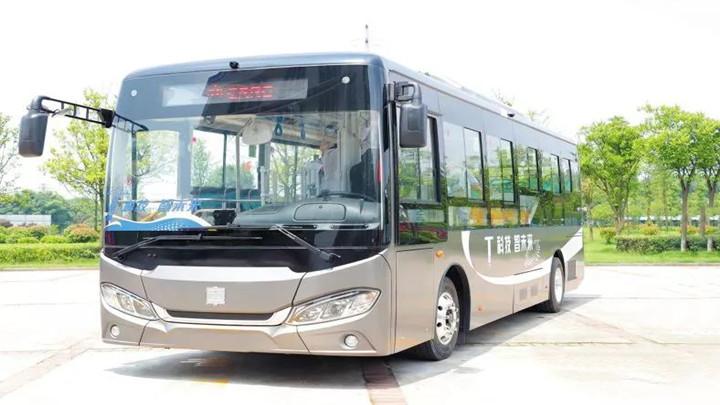 """@长沙人,5G公交将至!看看它有多""""聪明""""→"""