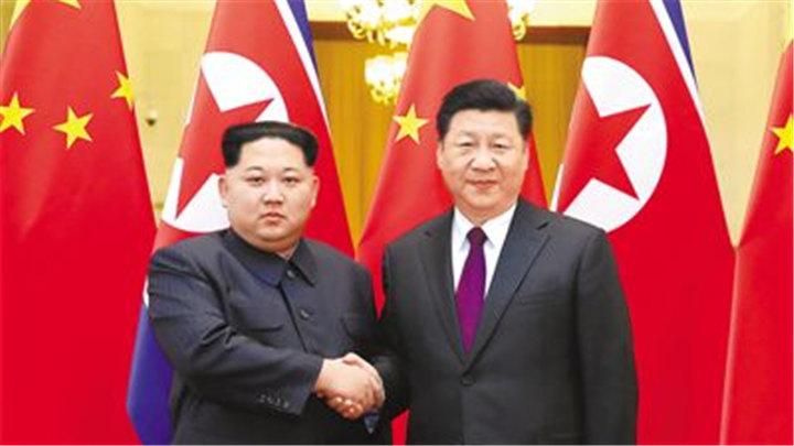 十八大以来首次访问朝鲜在即 习近平这样评价中朝关系