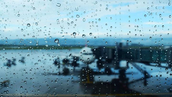 受强降雨影响,长沙黄花机场南航航班部分班次被取消