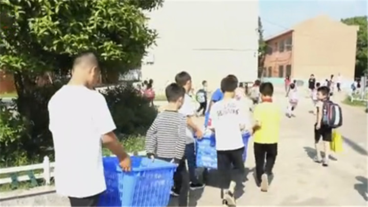 长沙全面推进生活垃圾分类减量让学生成为垃圾分类的执行者 监督员和宣传员