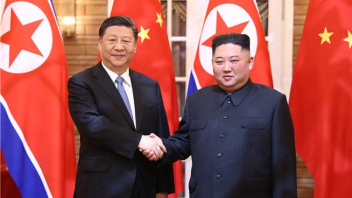 共同开创中朝两党两国关系的美好未来 ——记习近平总书记对朝鲜进行国事访问