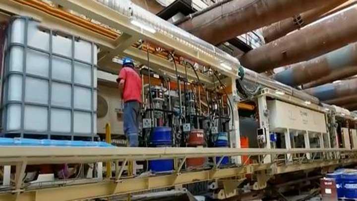央企在湖南丨铁建重工:让湖南造的高端地下工程装备走向世界