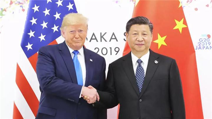 中美元首会晤,习近平同特朗普谈了这些大事