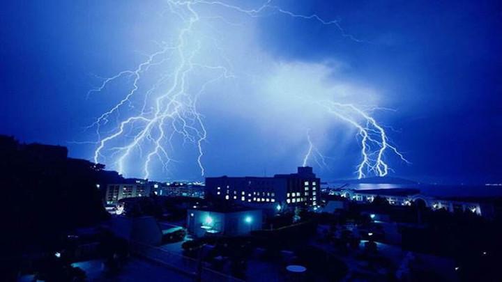 注意!长沙市区、长沙县未来6小时可能发生雷电