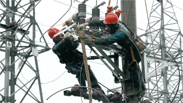 """""""攻坚630""""!长沙电网建设收官战这么打!"""