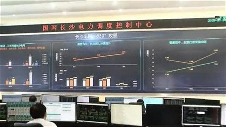 """长沙电网驶入""""电力高速公路"""":2020年 长沙电网将步入特高压时代"""
