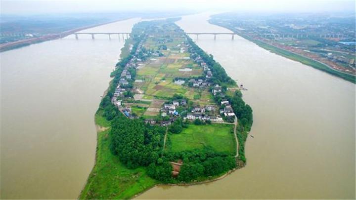 兴马洲目前水位37.3 超过38米将组织居民转移