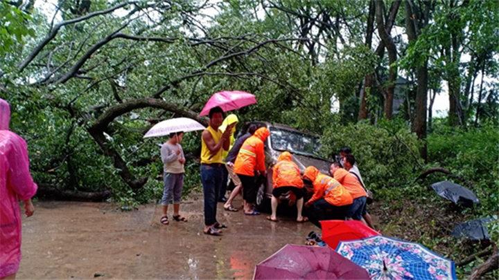 @湖南人:这些国省道因降雨交通受阻,请绕行
