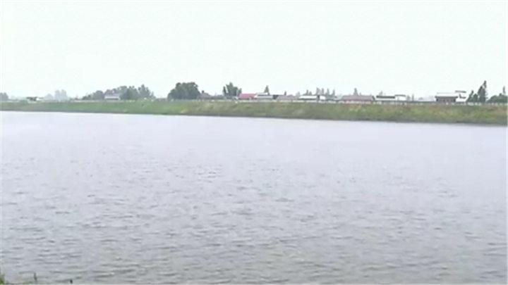 望城区:撇洪河堤防工程完工后首次面临洪水考验