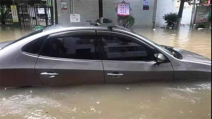 最新!洪水红色预警!衡阳多地告急,他们义无反顾冲锋在前……
