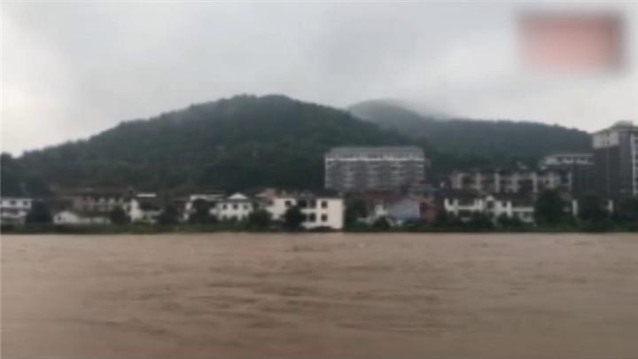 醴陵市:降雨不断,已超历史最高水位