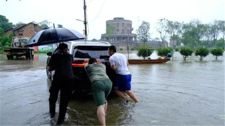 """""""一江两水""""水位上涨,湘潭市紧急启动防汛Ⅳ级应急响应"""