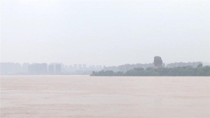 湘江长沙站:水位上涨放缓,预计今晚6点迎来洪峰