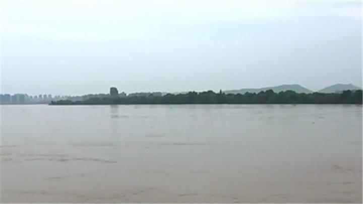 湘江长沙站水位预计明天8点回落至36米警戒水位