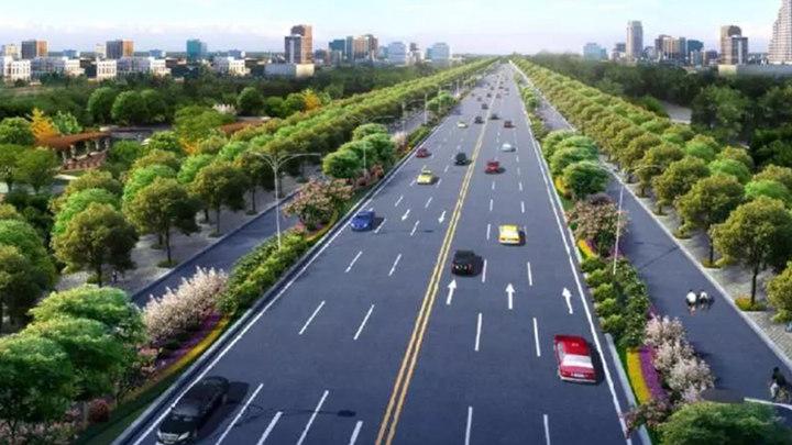 好消息!以后走这条路,长沙去湘潭将全程无红绿灯!