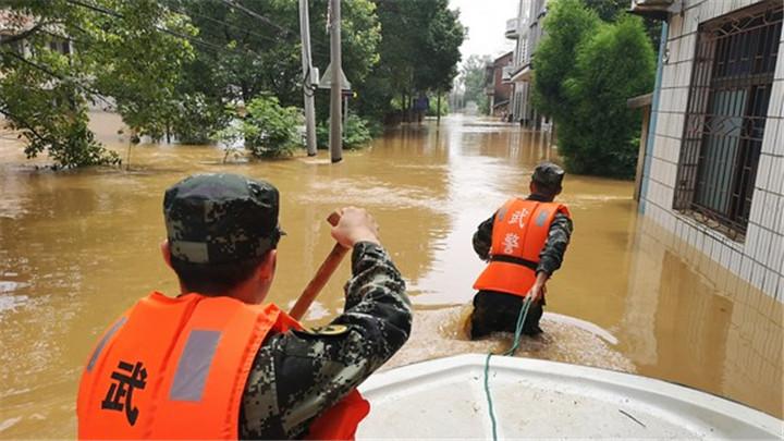 湖南279万余人受灾  目前已得到妥善安置