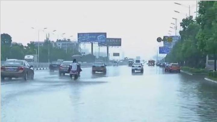 注意!12日起衡阳市将再迎强降雨
