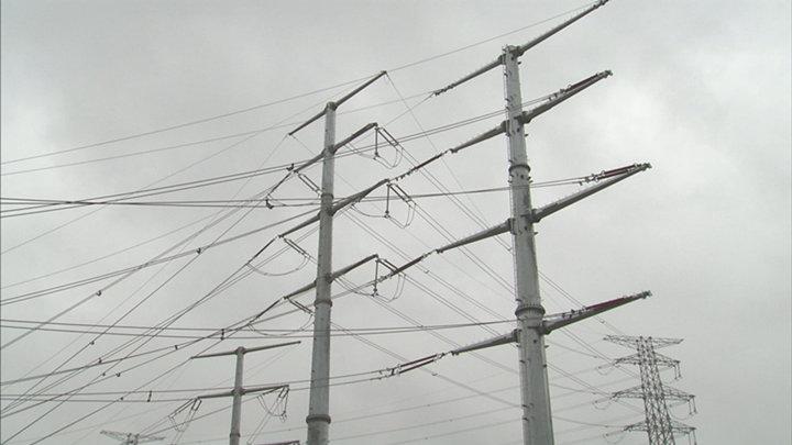 长沙迎峰度夏用电有保障 谷山220KV户内式变电站9个月完工 全省最快