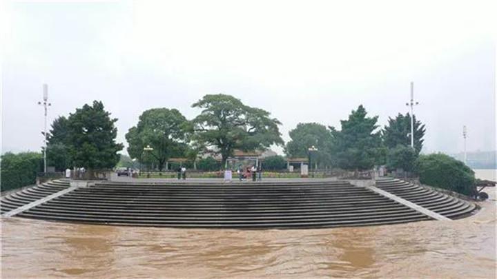 湘江长沙站退警时间将推迟,目前水位持续下降