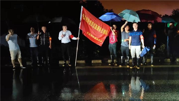 大泽湖街道 :志愿者在行动,彰显责任担当