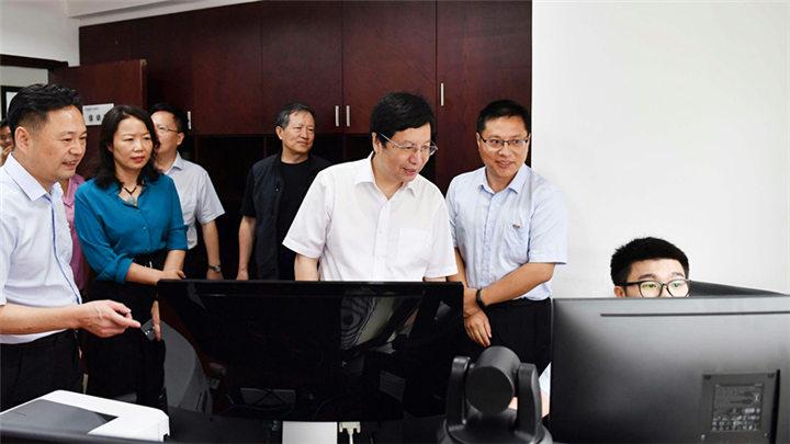 胡衡华在长沙仲裁委员会调研时强调 打造全国一流仲裁品牌