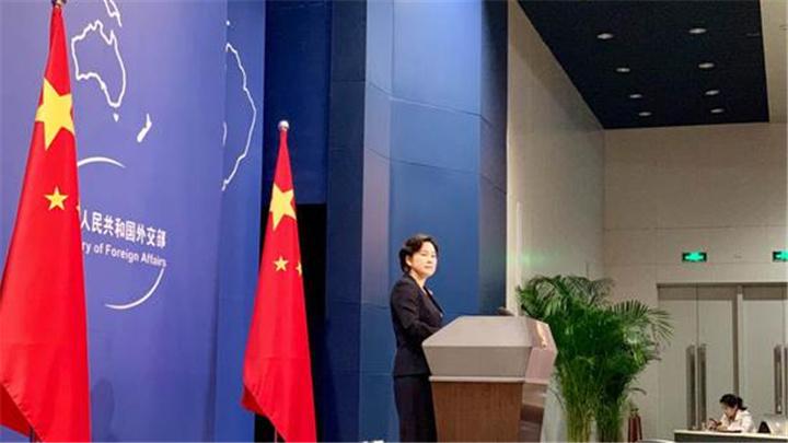 外交部回应美涉港言论:奉劝美国趁早收回在香港伸出的黑手