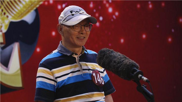 骏丰频谱老爸老妈唱起来:146号选手韩丕森