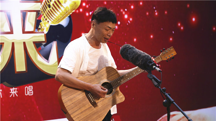 骏丰频谱老爸老妈唱起来:126号选手陈东义