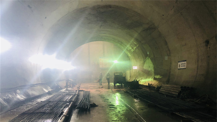 战高温 抢工期丨快看长沙地铁6号线最新进展!