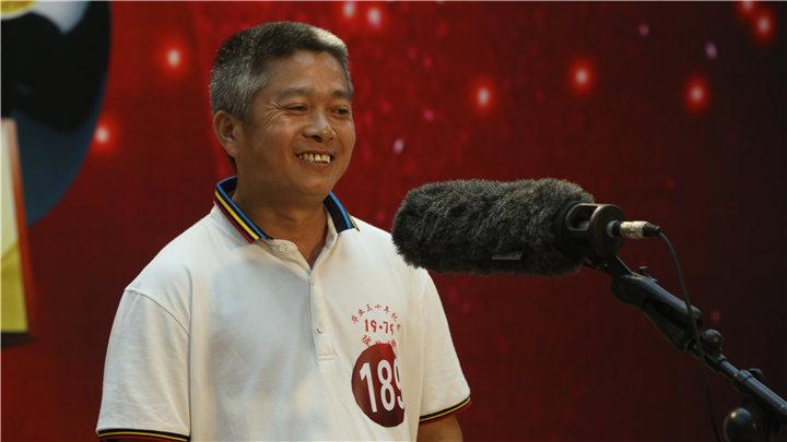 骏丰频谱老爸老妈唱起来:189号选手陈永红