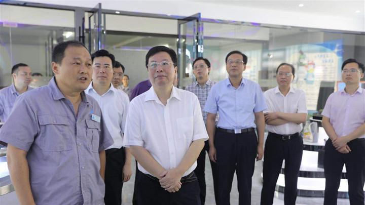 胡衡华调研碳基材料产业链工作 聚焦价值链高端精准发力