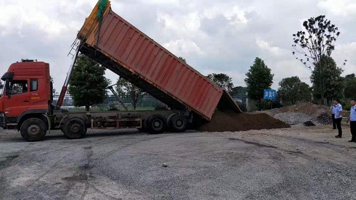 湖南一县委书记充当举报群众 ,给交警提供线索查处大货车超载411%
