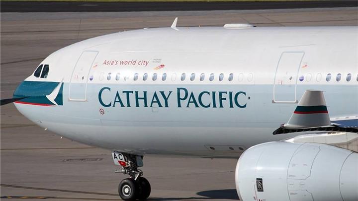 香港国泰航空员工被曝私自泄露香港警队人员航班行程信息