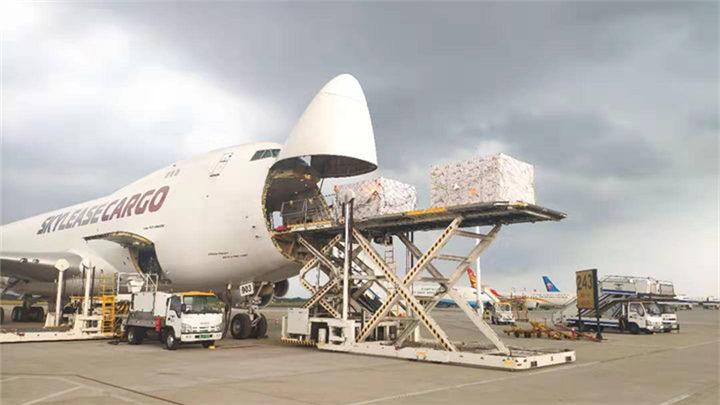 长沙第6条全货机航线:长沙—纽约航线首航