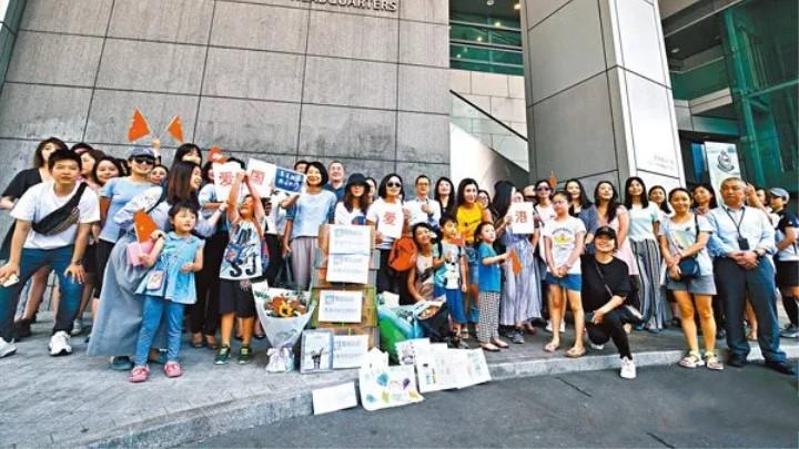 今天,香港报纸被霸屏,全民大动作来了!