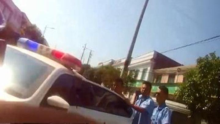 长沙一男子驾驶套牌车被查,竟还涉嫌无证驾驶!