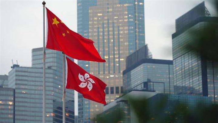 香港中联办负责人严厉谴责极端违法暴力行径