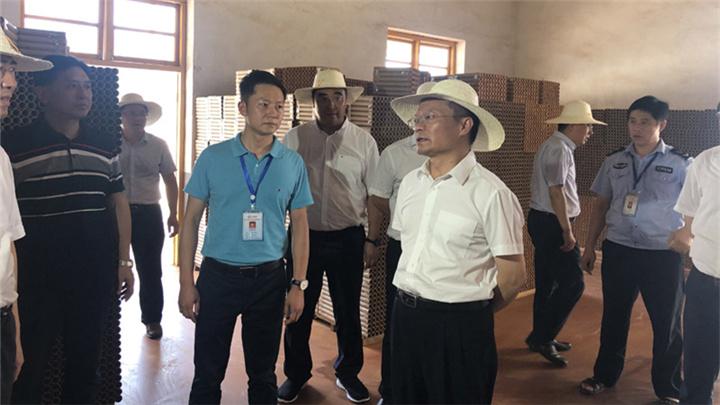 胡忠雄到浏阳督查安全生产工作,要求以更实的举措确保人民群众生命财产安全