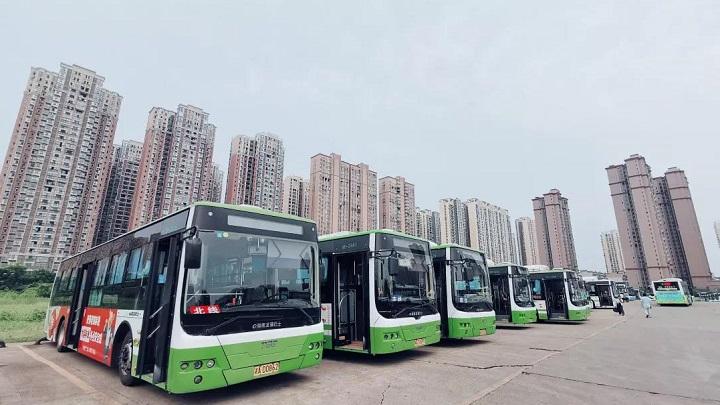 """长沙5个公交站场即将投用 500多台公交车夜间有""""家"""""""