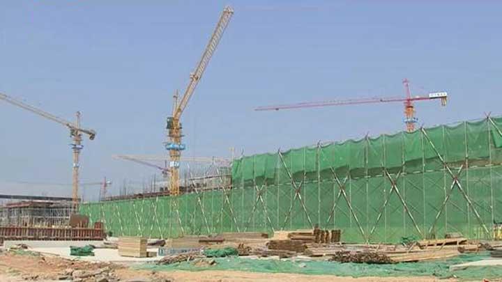 产业项目建设年:华为HUB仓年底完成交付 明年4月投入运营