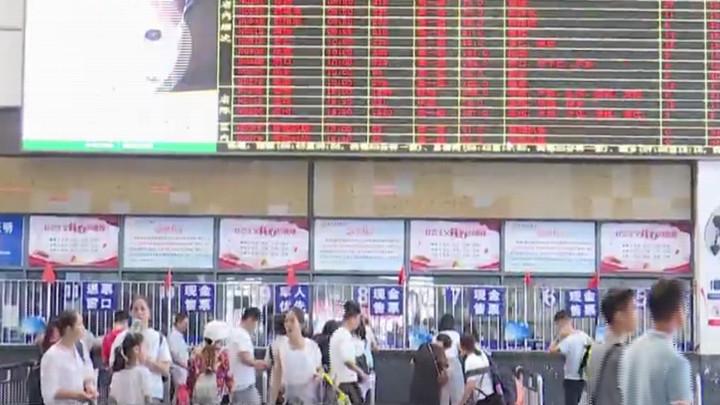 假期出行:各车站准备充分,确保乘客顺利出行