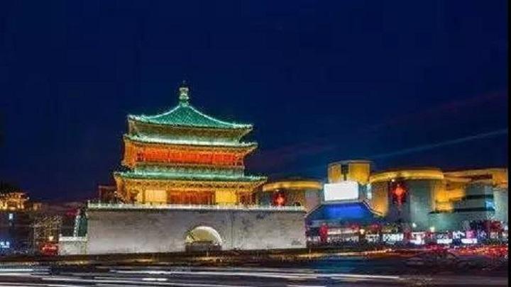 """长沙入选""""中国最美夜景十大城市"""""""