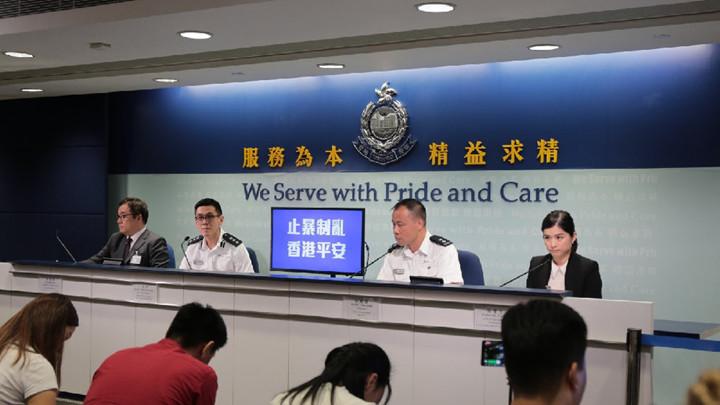 很刚!香港警方连续戳穿5个涉警谣言