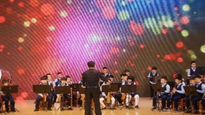 艺术之花满校园 开福区中小学艺术展演星光熠熠