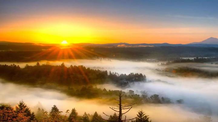 未来一周湖南晴到多云为主 气温回升昼夜温差大